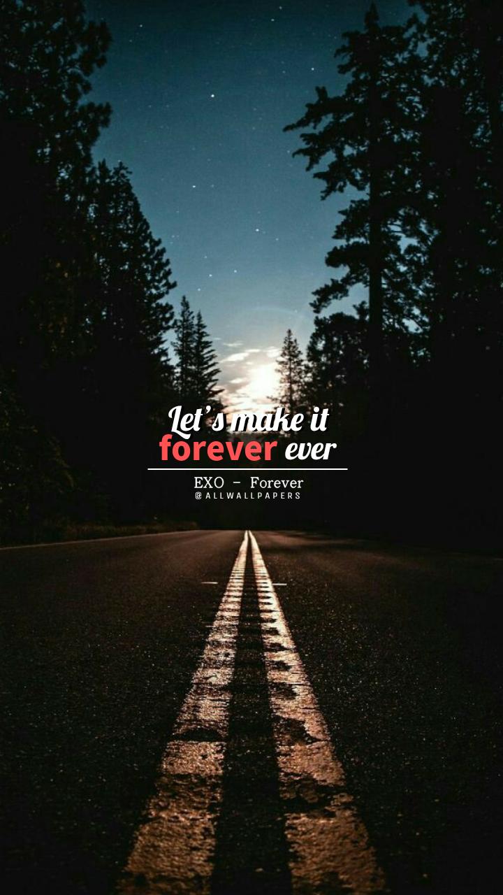 EXO Forever Wallpaper