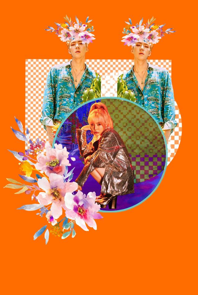 #freetoedit #kpop #picsart #remixit #remixed