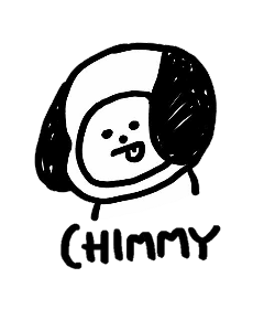 popular and trending bt21 stickers on picsart flower clip art black and white dj inkers flower clip art black and white free png