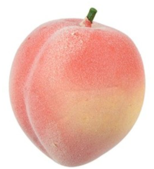 Peach Peachy Pink Aesthetic Soft Sticker Freetoedit