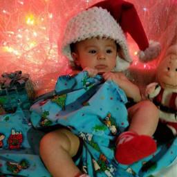 niño hermoso bebé feliznavidad2017