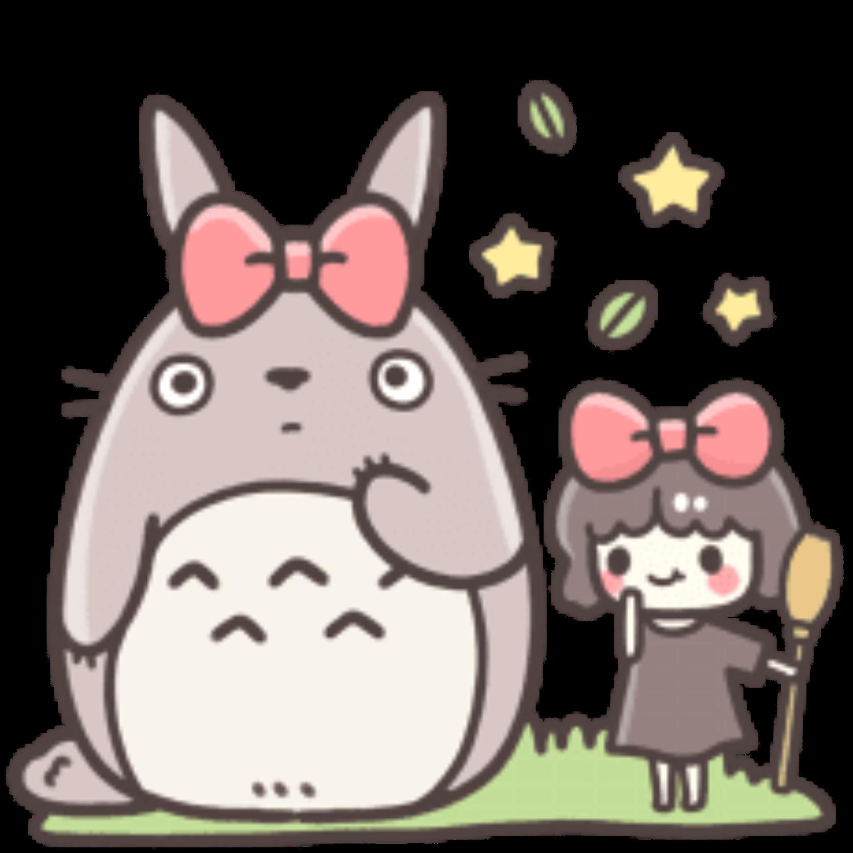 Totoro Myneighbortotoro My Neighbor Kiki Kikisdeliverys