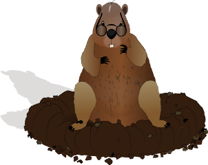ftestickers groundhog freetoedit