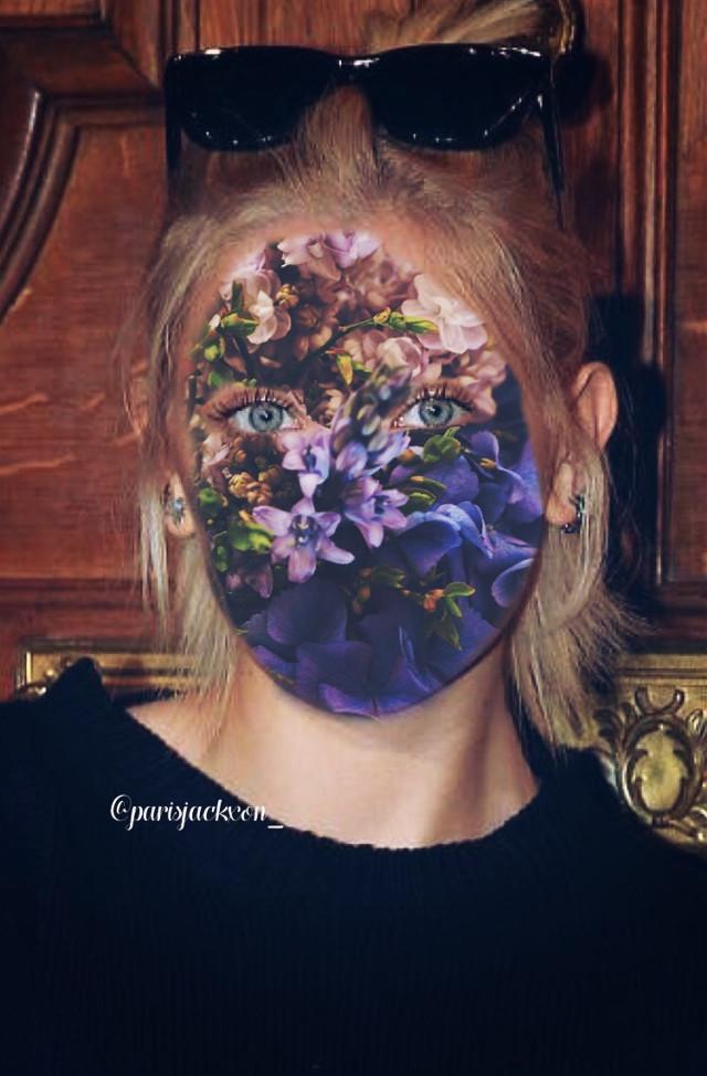 Paris jackson #italy #parisjackson🌚✨ #america #flowers #eyes #freetoedit
