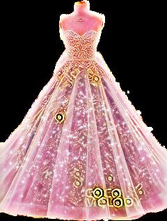 weddingdress pink scpink newbrushes freetoedit
