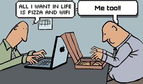 #freetoedit #pizza #pizzaislife #office #stickerremix #picsart