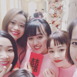 vietnamesegirl girl wedding engagment party freetoedit