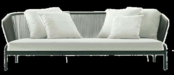 sofa couch furniture white seat