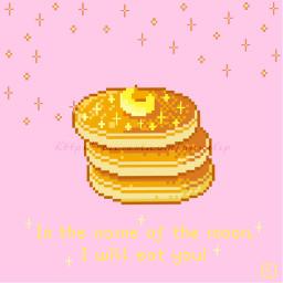 pancake pancakeday delicious pixel pixelized