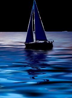 sea ship ocean freetoedit