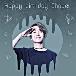 bts jhope happybirthdayjhope kpop army freetoedit