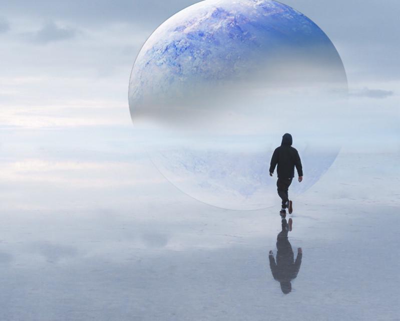 W A L K  #freetoedit #dailyremix #dailyedit #remixit #moon #walk