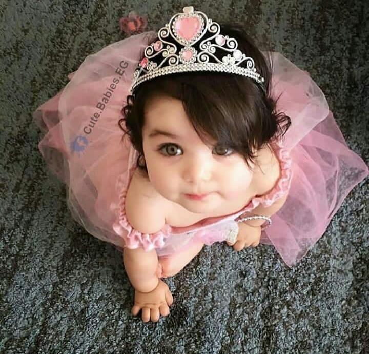 ثباح الخير Good Morning My Friends Girl Dress Baby Cr