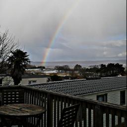 freetoedit rainbow devonrainbow devon beachview