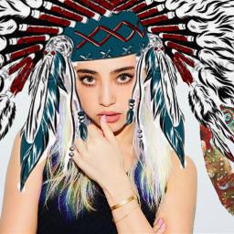 freetoedit challenge girl indiangirl alisaueno
