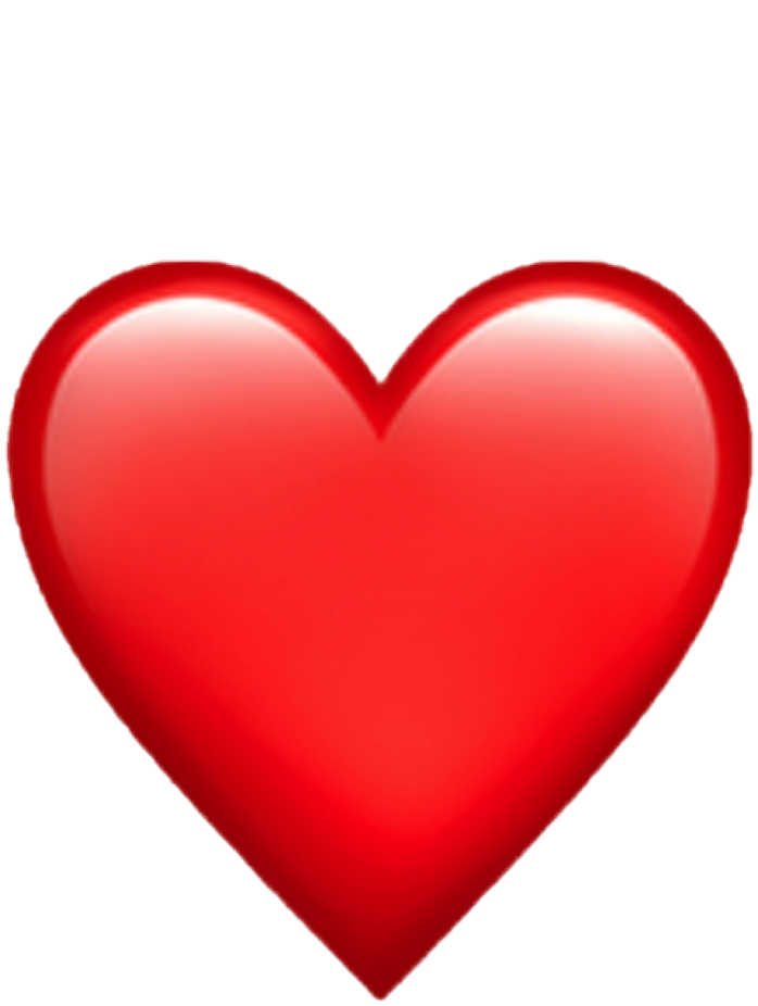 Coeur Sticker By Miu Pixel