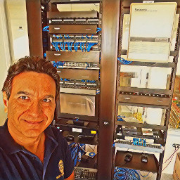 structuredcabling telecomroom server networking
