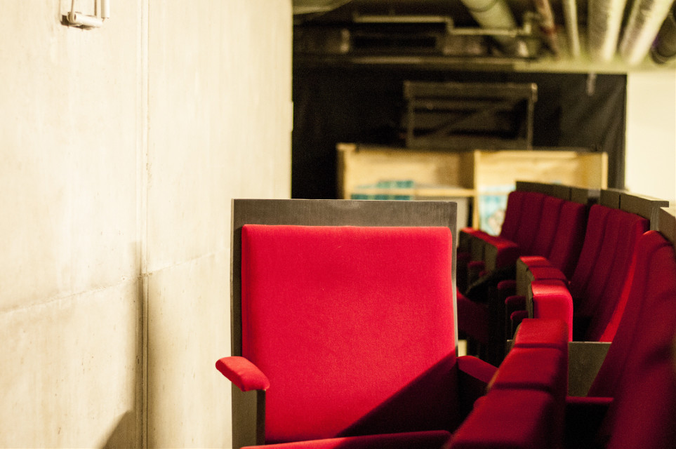 #behindstage #chairs and #chairs