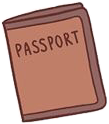 passport travel wanderlust interesting go freetoedit