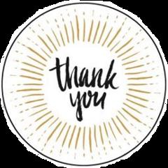 thanks thankyou thanksgiving golden black freetoedit