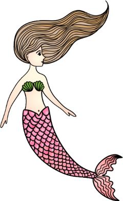 sticker mermaid mermaids mythical majestic