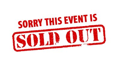 sorry this event is soldout