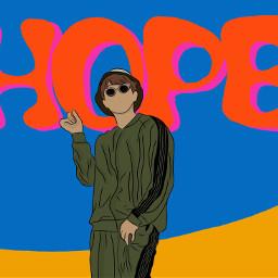 freetoedit daydream jhope jhopebts hope day