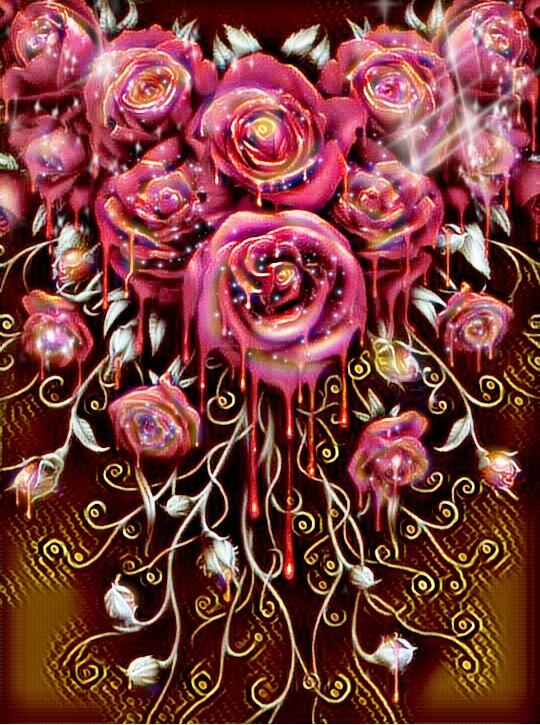 #freetoedit  #background #roses #newbrushrainboweffect #rosegoldeffect #lightmaskeffect #myedit