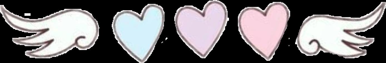 corazón corazones heart hearts azul