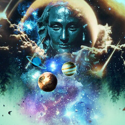 universe romangod skyporn myedit freetoedit ecgodsandgalaxies