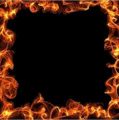 #fire #fireframe #flames #flameframe #pictureframe