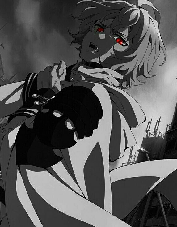 #Mikaela #Hyakuya #Mika #Vampire #Kawaii #Anime #SeraphOfTheEnd #ONS #OwariNoSeraph