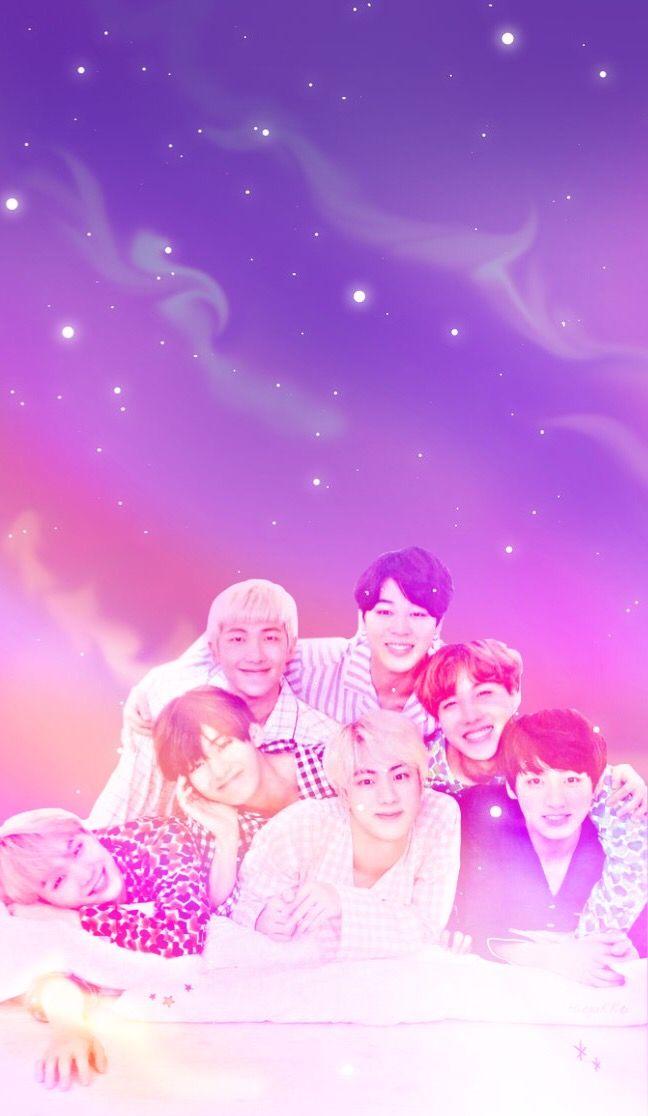 Bts Remixit Cute Adorable Wallpaper Kpop Korean Korea