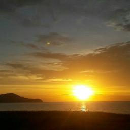 sunset freetoedit beach