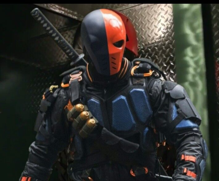 Deathstroke Wallpaper Deathstroke Arrow