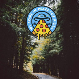 freetoedit aliens👽 sticker forestlife aliens