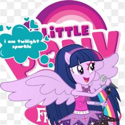 freetoedit twilight twilightsparkle mylittleponyfriendshipismagic2017