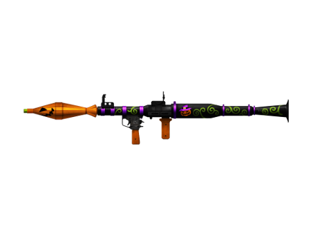 Fortnite Rpg Lanciarazzi Halloween Weapon Weapons Scarn