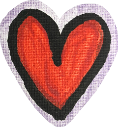 heart paint freetoedit