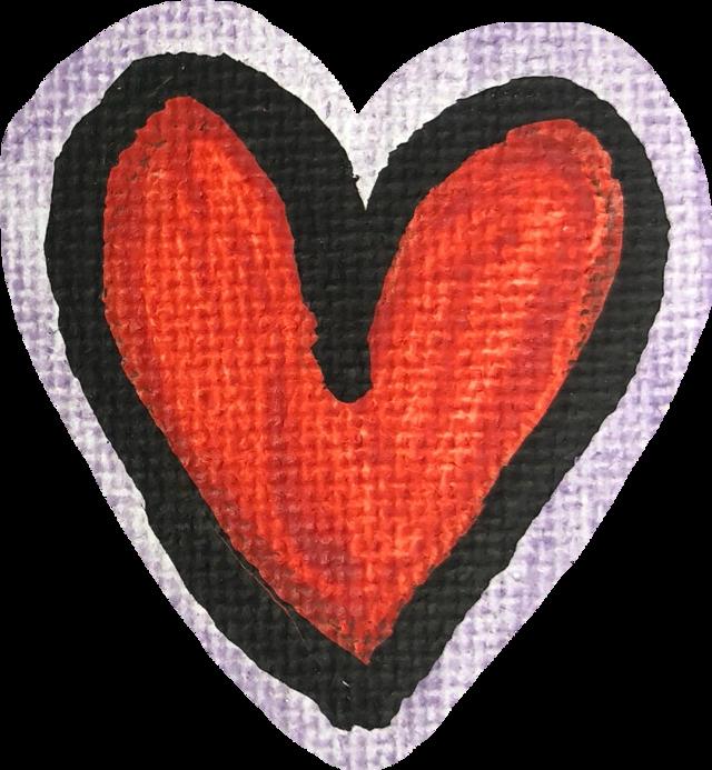 #heart #paint #freetoedit