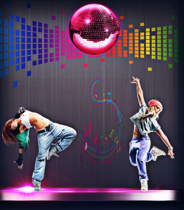 #freetoedit #myedit #edited #editedwithpicsart #madebypicsart #dancing #girls #disco