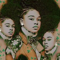 freetoedit shamrockbrush greenmagiceffect remixit