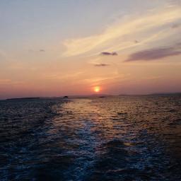 pcsunset sunset kohrongsaloem beach