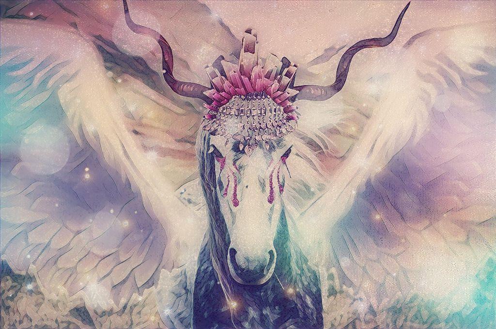 freetoedit magical alicorn fantasy fantasyart mystic