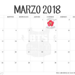 bts jhope hobi hoseok calendario