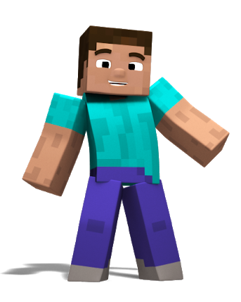 Minecraft Jogos Nomedominecraft Freetoedit Steve Person