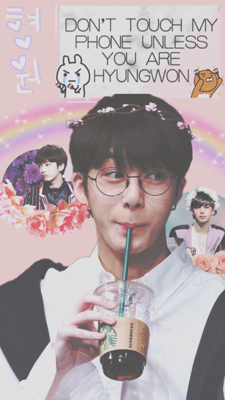 Freetoedit Hyungwon Monstax Pastel Wallpaper Cute Aesth
