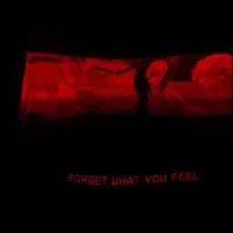 red feel theme love