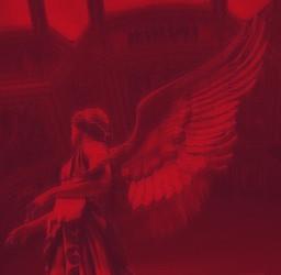 satue art red wings literature freetoedit