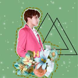 freetoedit Kpop JHope Hope BTS Hoseok
